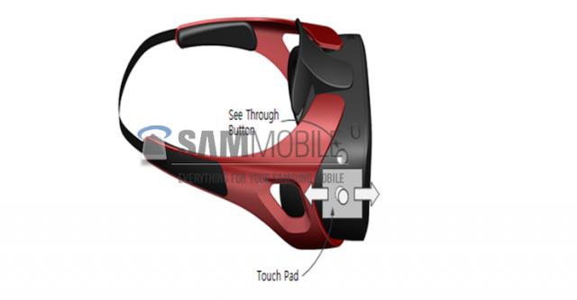 'Foto van virtual reality-bril Samsung gelekt'