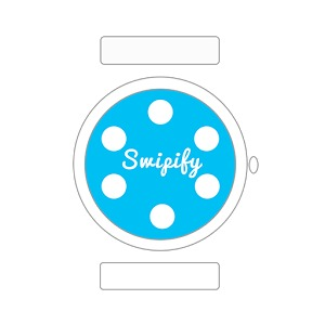 Swipify: Android Wear launcher laat je simpel apps opstarten
