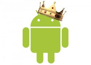 Record: Android afgelopen kwartaal goed voor 85 procent van smartphonemarkt