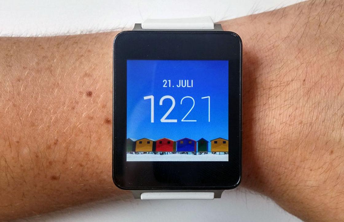 LG G Watch, G Watch R en Asus Zenwatch bieden geen wifi-ondersteuning