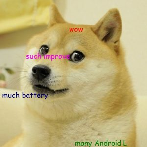 android L accuduur