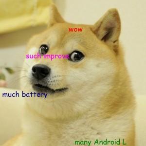'Android L verlengt accuduur met 36 procent'