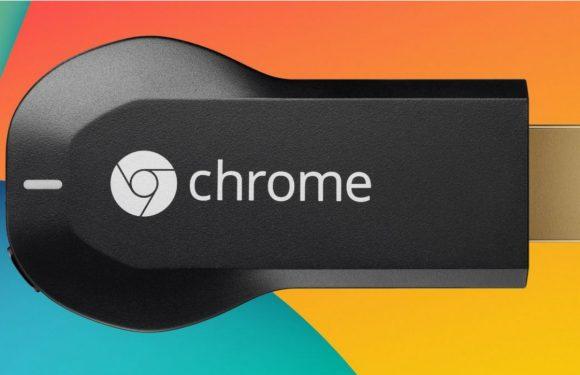 Google stopt updates voor Chromecast 1: dit heb je aan een upgrade