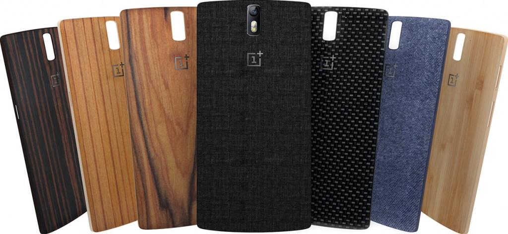 oneplus one houten achterkant