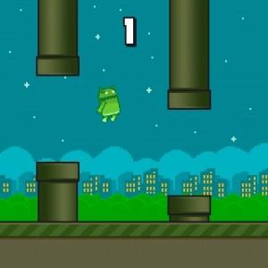 Android Wear heeft nu ook zijn eigen Flappy Bird
