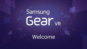 Samsung Gear VR Android-app