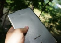 Hete Samsung Galaxy Tab S trekt krom – update