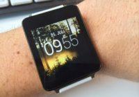 'Opvolger LG G Watch wordt begin september aangekondigd'