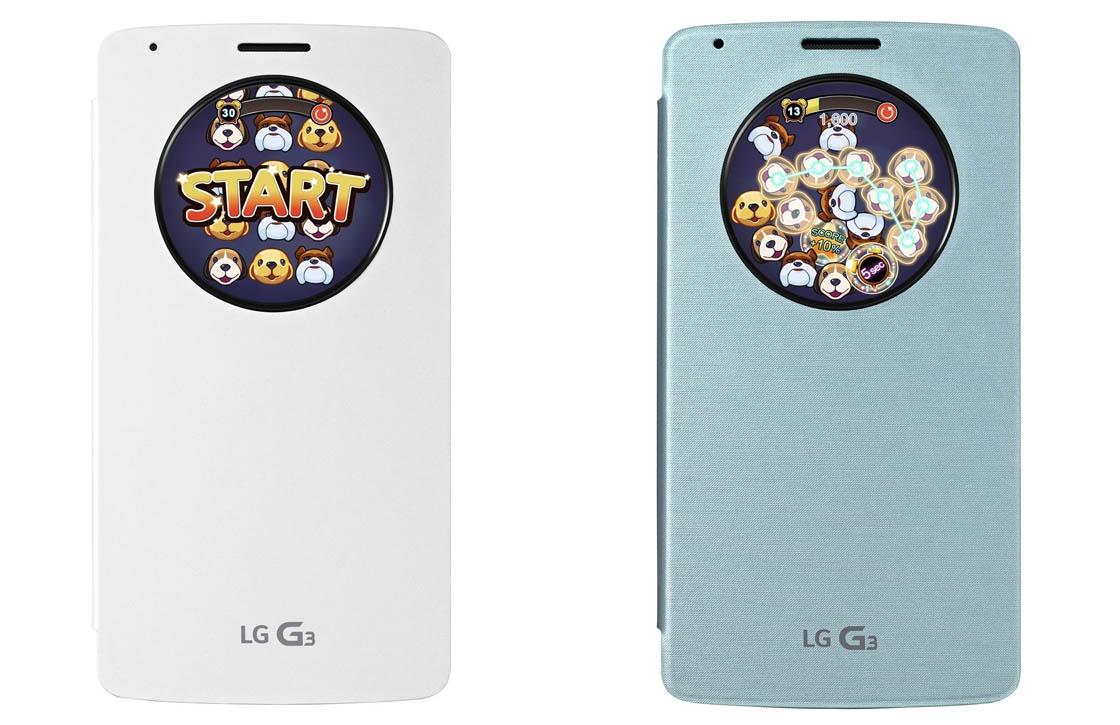 Deze game speel je zonder de case van je LG G3 te openen
