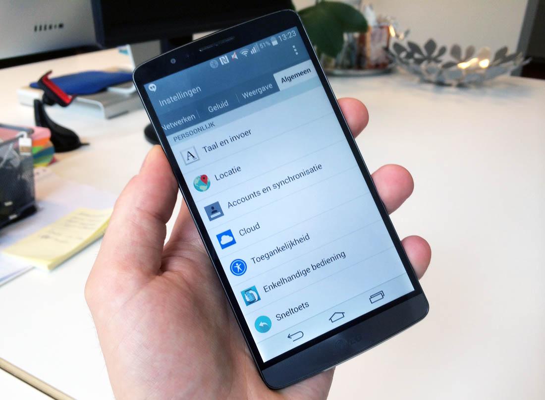 'LG gaat unlocktool voor bootloader aanbieden'