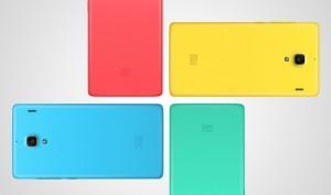 Chinese smartphone Xiaomi Mi4 krijgt metalen design