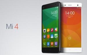 Xiaomi onthult de Mi4: 5 inch full-hd en Snapdragon 801 voor 237 euro