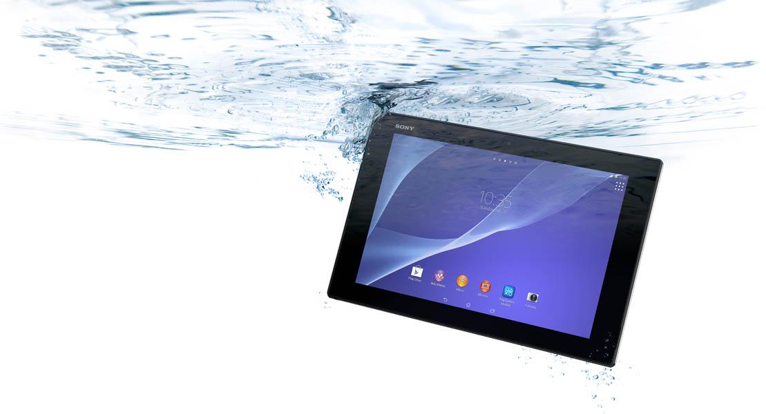 Sony Xperia Z2 Tablet Review: dunner, sneller en beter