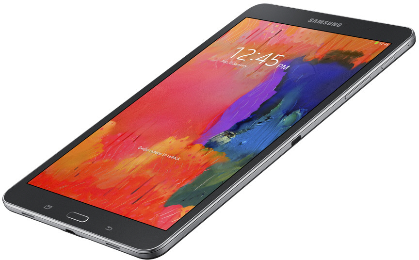 Galaxy Tab Pro Lollipop-update