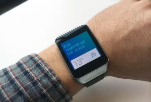 Smartwatches populair