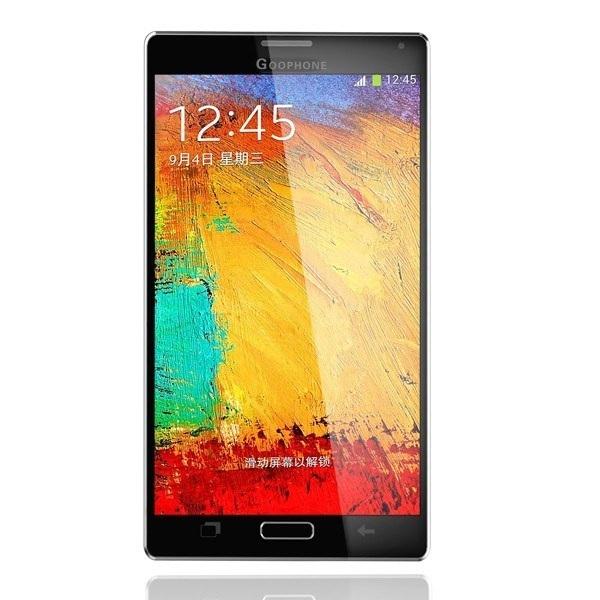 Chinese kloon van Galaxy Note 4 nu al te bestellen