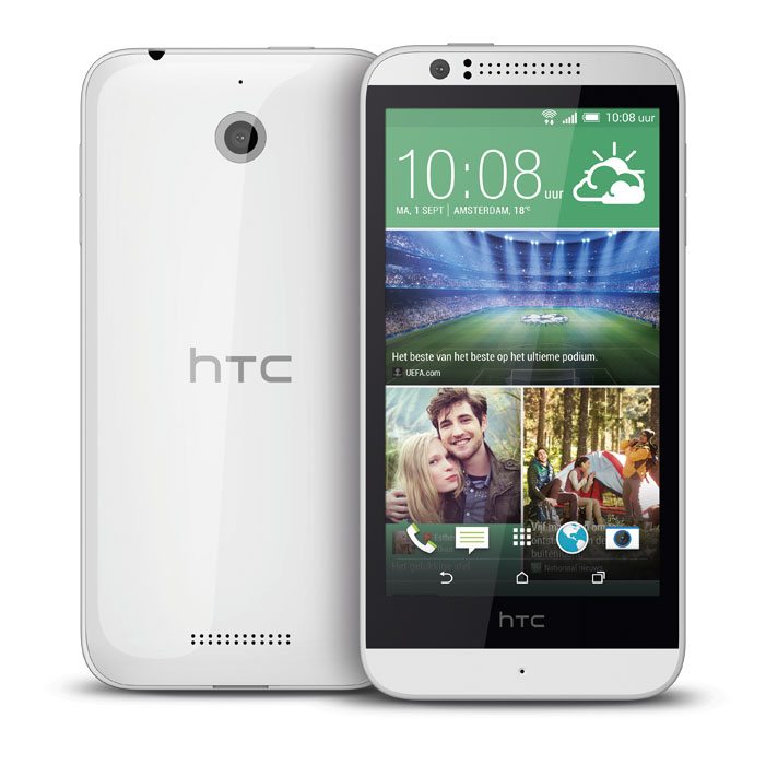 HTC Desire 510 onthuld: middenklasser met 4G verschijnt volgende maand