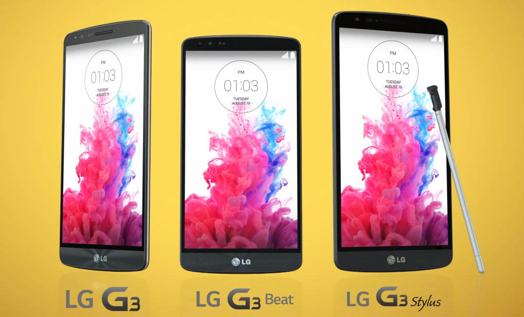 'LG G3 Stylus wordt goedkope phablet met midrange specs'