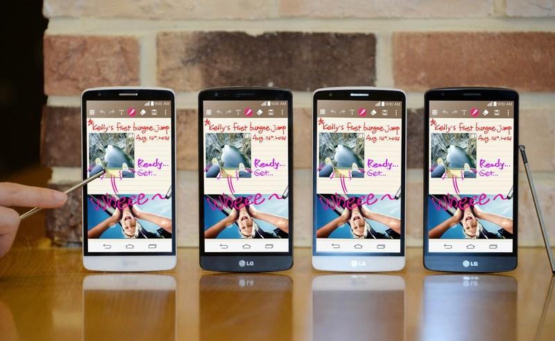 Middenklasser LG G3 Stylus onthuld, maar niet voor Nederland