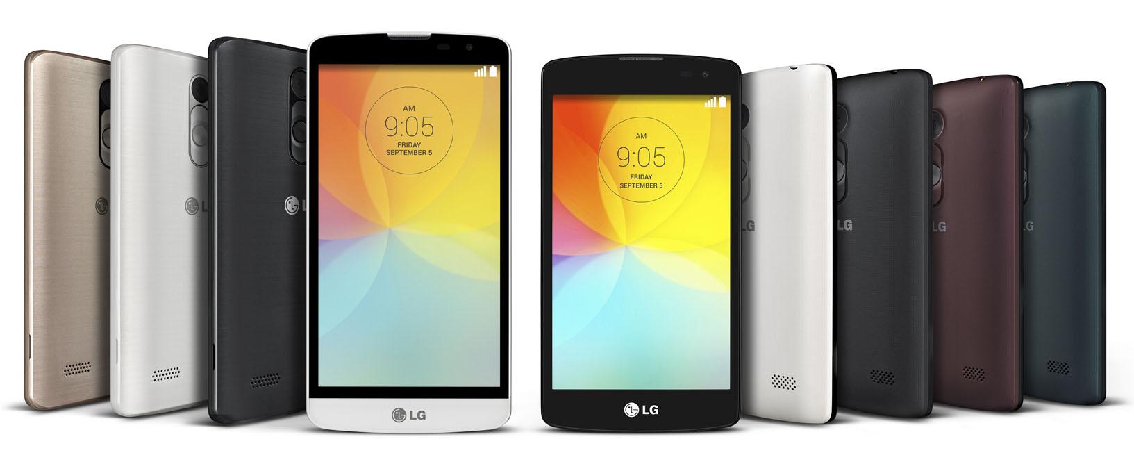 LG kondigt tweetal goedkope smartphones aan