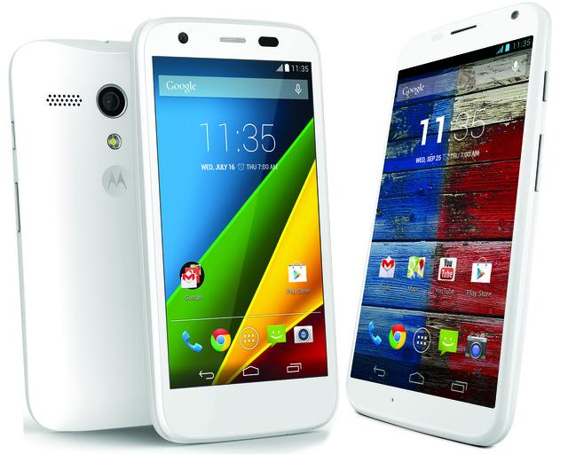 Word AndroidPlanet member en win de nieuwe Motorola Moto G!