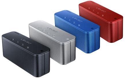 Samsung Level Box mini: draadloze speaker met kekke kleurtjes