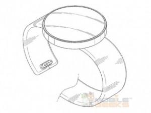 Samsung ronde smartwatch