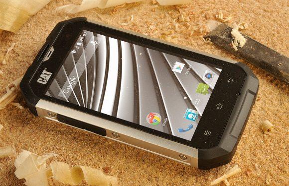 CAT B15Q review: de ultieme smartphone voor bouwvakkers?