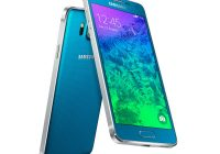 Samsung Galaxy Alpha eindelijk verkrijgbaar in Nederland