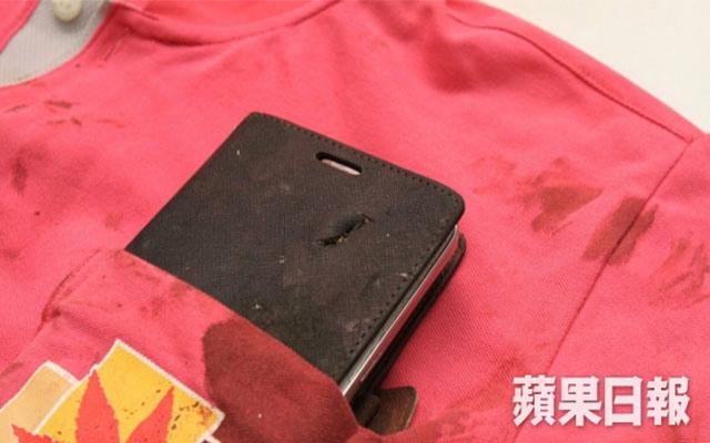 Man overleeft geweerschot dankzij kogelwerende Samsung-telefoon