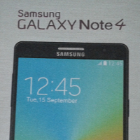 Galaxy Note 4 specificaties