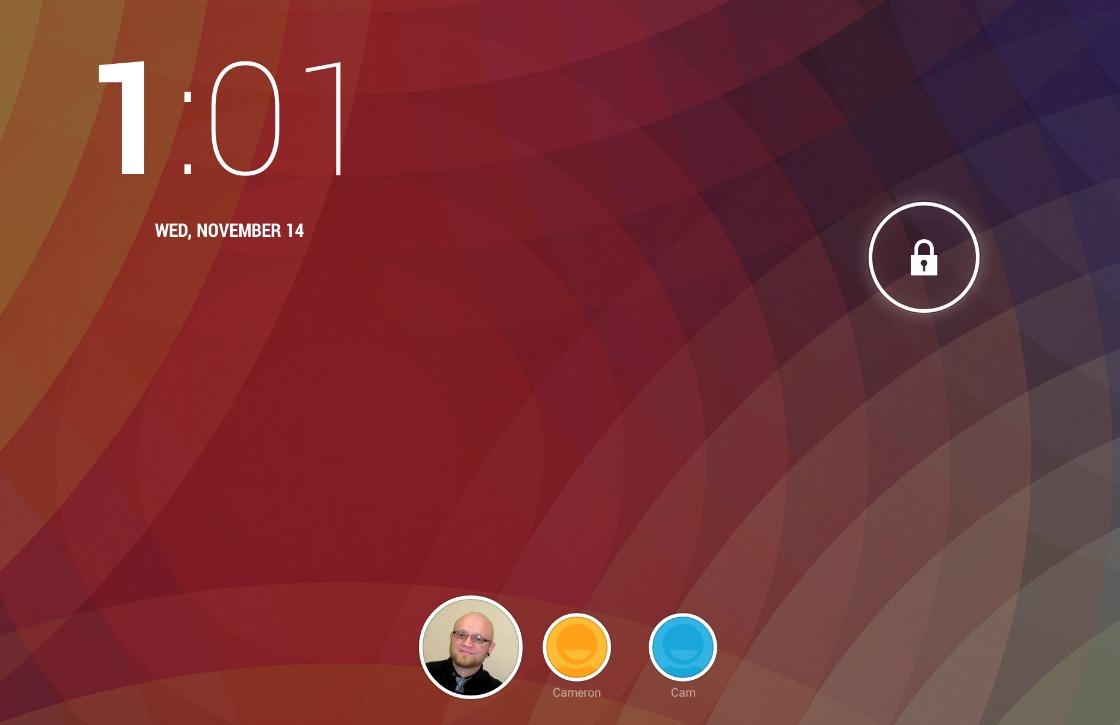 In 3 stappen gebruikersprofielen aanmaken op je Android-tablet