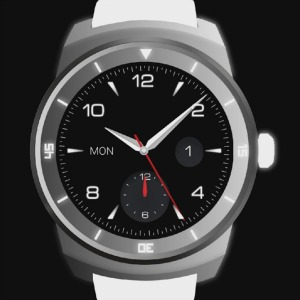 LG G Watch R video