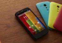 'Moto G opvolger krijgt groter 5 inch-scherm en 7 megapixel-camera'
