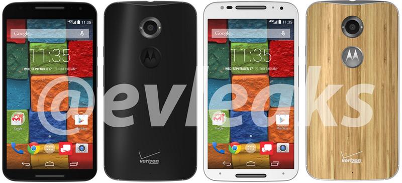 Motorola X+1 foto