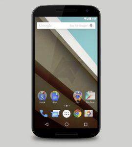 Nexus 6 release