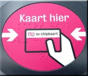 ov-chipkaart app