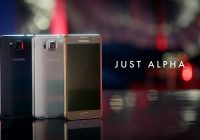 'Opvolger Samsung Galaxy Alpha krijgt volledig metalen behuizing'