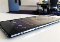 Sony Xperia T3 review: dunne middenklasser met groot scherm