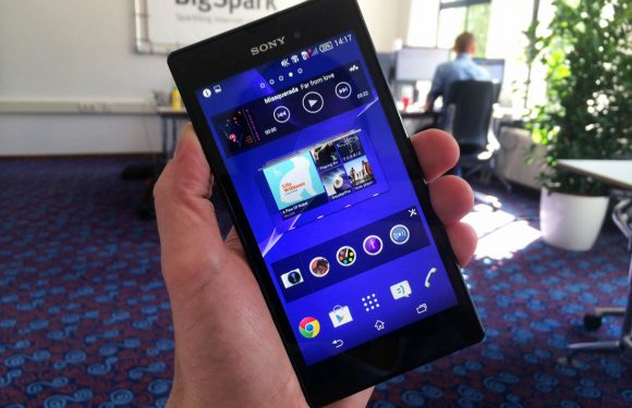Grote en dunne Sony Xperia T3 krijgt Android 4.4.4
