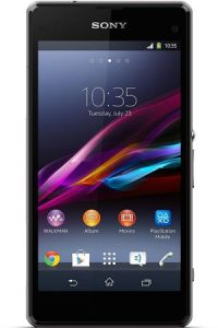 xperia z1 compact android smartphone
