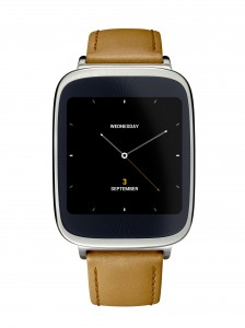 Asus introduceert Android Wear-smartwatch en goedkope tablet