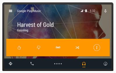 Screenshots: check de interface van Android Auto in actie