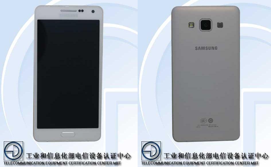 'Foto's metalen opvolger Samsung Galaxy Alpha uitgelekt'