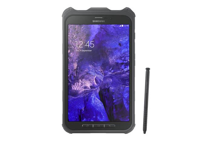 Galaxy Tab Active officieel: stevige 8 inch-tablet voor bouwvakkers