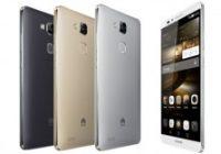 Huawei Ascend Mate 7 officieel: phablet met octacore-cpu en vingerafdrukscanner