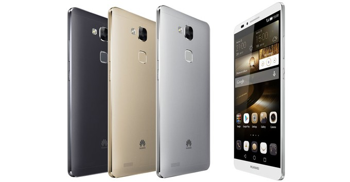 Huawei Ascend Mate 7 officieel