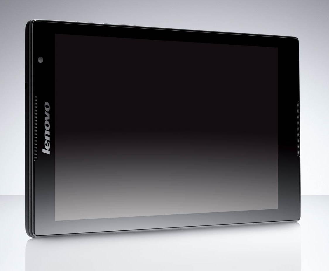 Lenovo Tablet S8 aangekondigd: goedkope 8 inch-tablet met Intel-Soc
