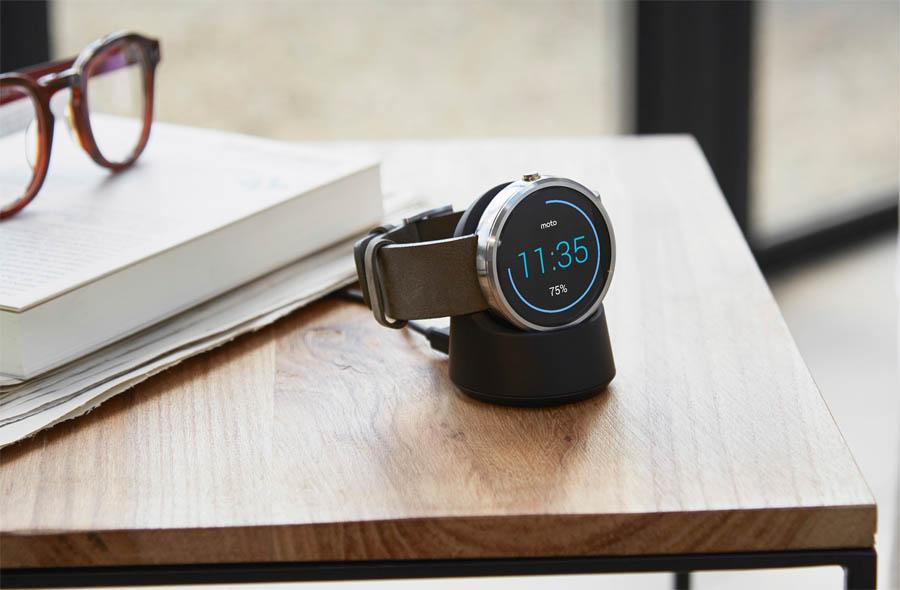 Motorola Moto 360 officieel