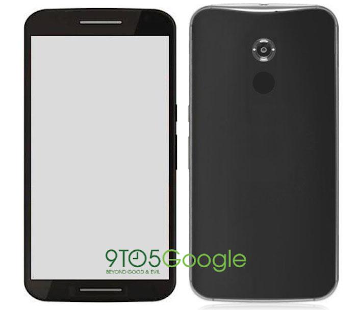 'Foto nieuwe Nexus-smartphone opgedoken'